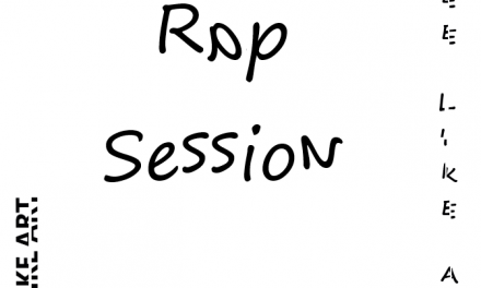 Free Like Art #20 : RAP SESSION