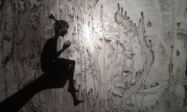 Le Théâtre de nuit par Aurélie Morin
