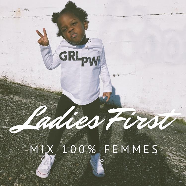 Ladies First 1 - Australia