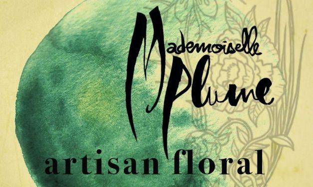 Mademoiselle Plume, artisan floral