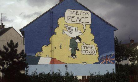 A LA RECHERCHE DU GROOVE PERDU (333) Un vent de révolte 4 : le conflit nord-irlandais (the troubles)