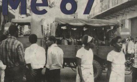 A LA RECHERCHE DU GROOVE PERDU (330) Un vent de révolte 1 : mé 67