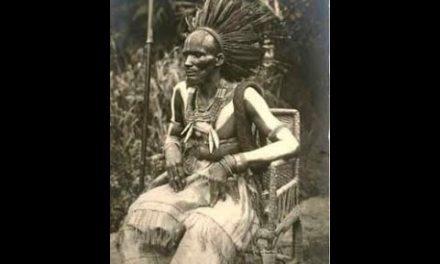 Le roi d'Afrique