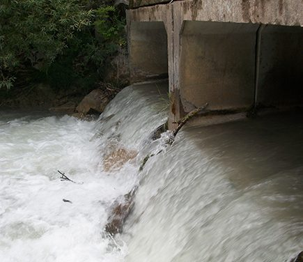 Réunion publique au sujet de la rivière Drôme
