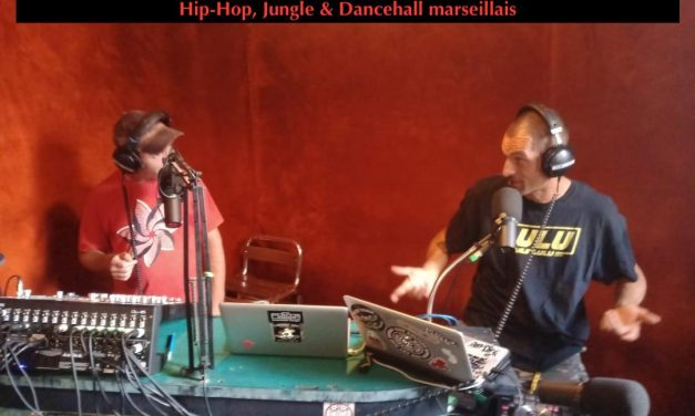 Power Station 156 : Izmo meets The Bijoutier, Back 2 Back – 25 ans de Ragga Hip-Hop, jungle & Dancehall