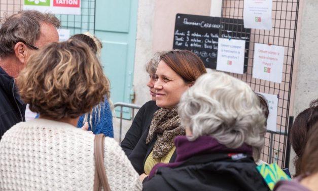 Célia De Lavergne : Tenir le cap