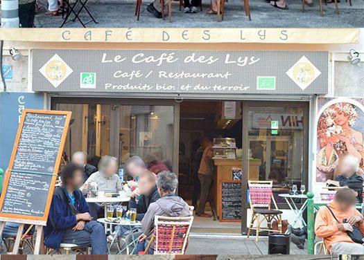 Trois cafés dans le Diois