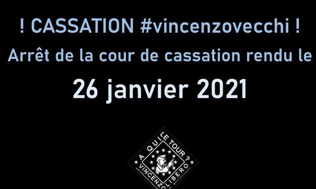 Le comité de soutien pour Vincenzo Vecchi