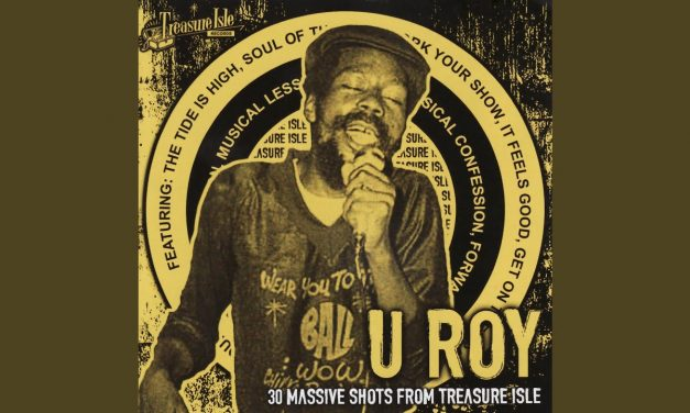 Power Station 165 : U-Roy