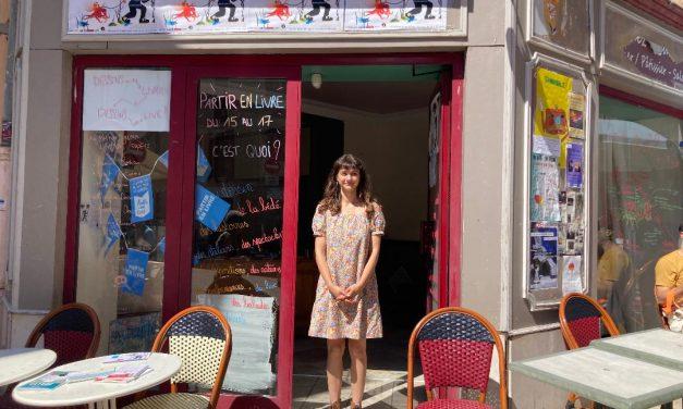 Partir en Livre : Marie Mirgaine