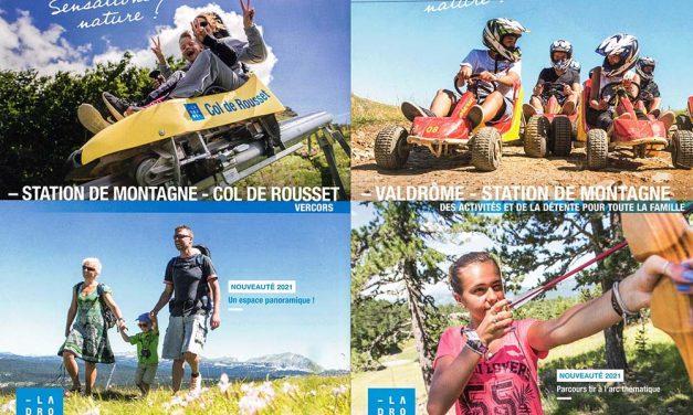 L'été dans les Stations de la Drôme