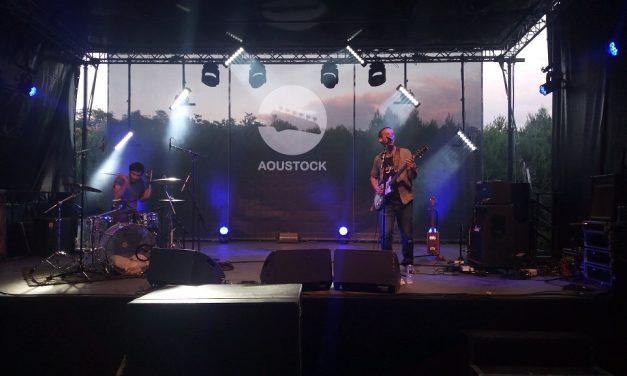 Aoustock Festival : The White Rattlesnake