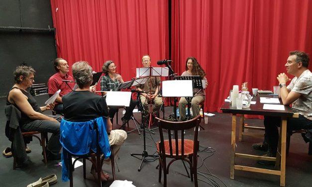 Théâtre Les Aires «On Aires» : La Demande en Mariage