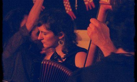 Justine Desprez, l'amour et la folie.