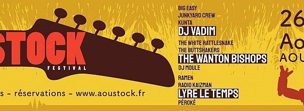 Aoustock Festival