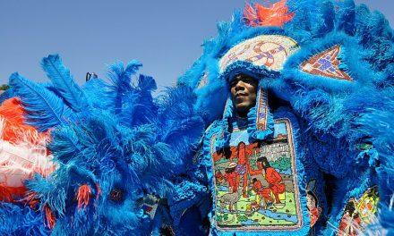 A LA RECHERCHE DU GROOVE PERDU (340) Le son de la Nouvelle-Orléans 3 : Indians mardi gras, la tradition des indiens noirs de la Nouvelle Orléans
