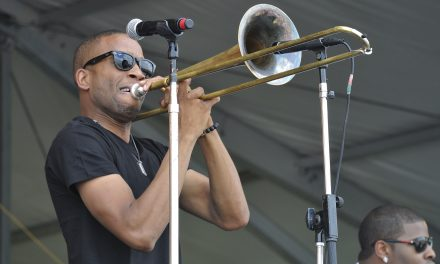 A LA RECHERCHE DU GROOVE PERDU (345) Le son de la Nouvelle Orléans 8 : la scène actuelle hip hop-jazz-funk-R&B
