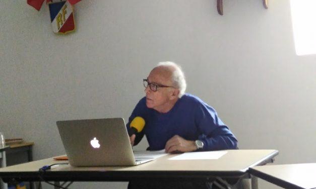 Conférence avec Alain Chaffel : Totalitarismes d'hier et d'aujourd'hui