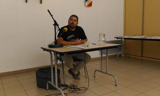 Conférence avec Antoine Parzy : Animaux machines, mécaniques sensibles