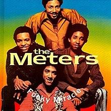 A LA RECHERCHE DU GROOVE PERDU (341) Le son de la Nouvelle-Orléans 4 : The «Funky» Meters
