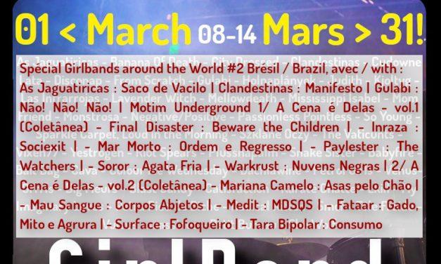 Spécial Girlbands around the World #2 Brésil / Brazil