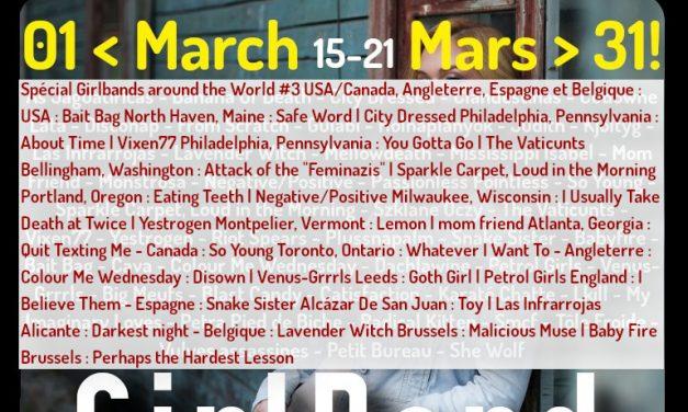 Spécial Girlbands around the World #3 USA/Canada, Angleterre, Espagne et Belgique