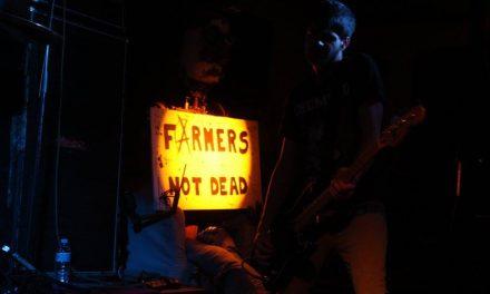 Coton_Tige 313 : Guerilla Poubelle live «Farmer's Not Dead 2» @Barsac