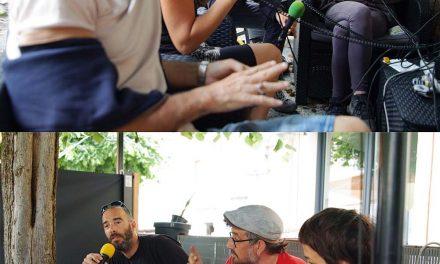 100ans de Radio en France, le direct au Café de Paris