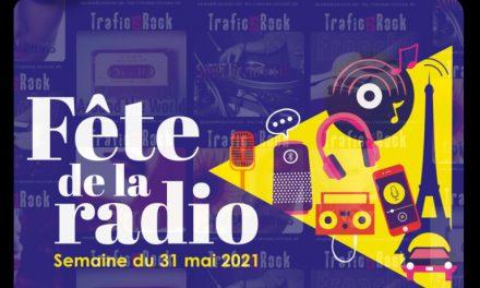 Trafic 2 Rock Radio-Show [Emissions Spéciales] #51 Fête de la radio 100 ans