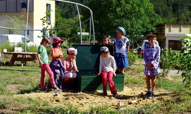 Des cours de Théâtre pour les jeunes à Luc-en-Diois !