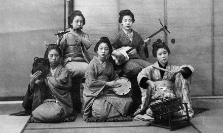 A LA RECHERCHE DU GROOVE PERDU (365) Nihon ongaku à couper au koto 2