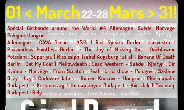 Spécial Girlbands around the World #4 Allemagne, Suède, Norvège, Pologne, Hongrie
