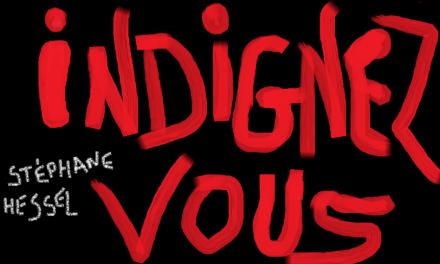035 Die'stoires et Contes : Indignez-Vous! de Stéphane Hessel