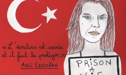 036 Die'stoires et Contes : Asli Erdogan, on n'enfermera pas sa voix