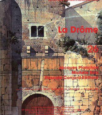 Jacques Planchon, conservateur du musée de Die et du Diois