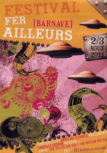 Festival «Fer Ailleurs» à Barnave le 2-3 aout 2011