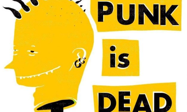 Été Coton-Tige : Punk Is Dead/ Graffiti Urban Radio
