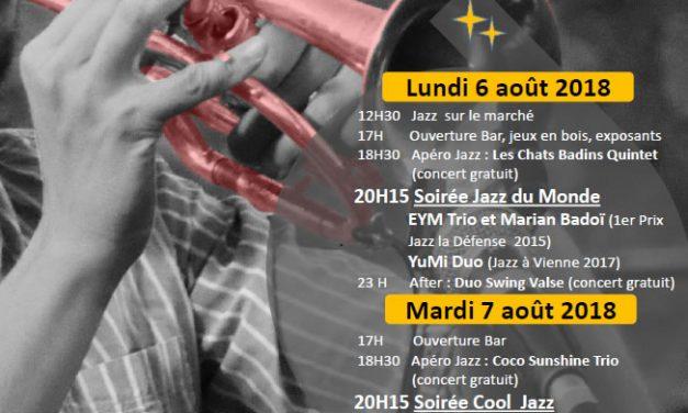 Festival «Blue Motte Jazz» 5ème édition