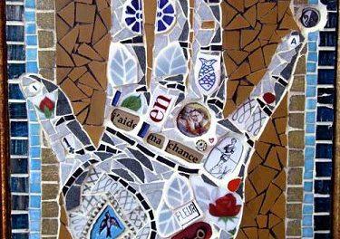 Médiathèque Départementale Diois Vercors : Une exposition des mosaiques d'Ada Meyssoun