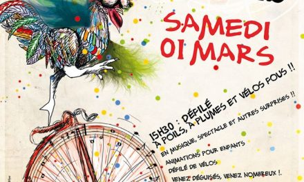 Rendez-vous au carnaval de Luc-en-Diois le 1er mars prochain !