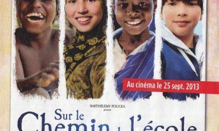 «Sur le Chemin de l'École», un documentaire commenté par des élèves de CM1 de Notre Dame