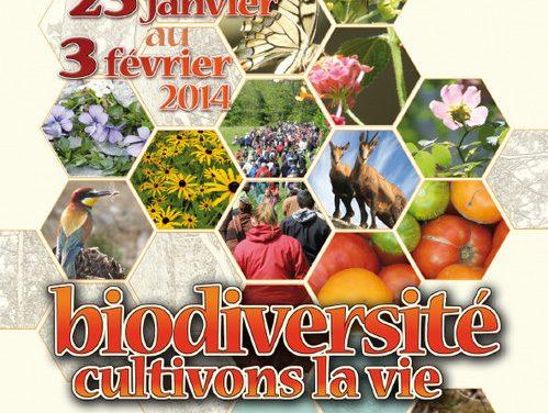 12 èmes Rencontres de l'Écologie au Quotidien : Biodiversité, Cultivons la Vie