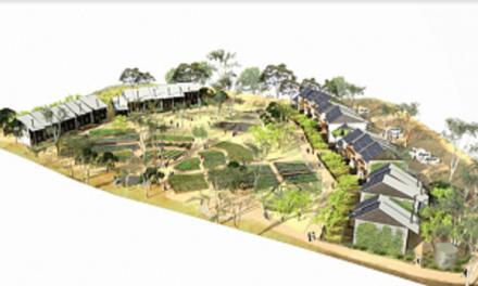 Il était une fois un Eco Village… Par Maria Del Alba