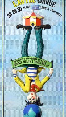 Gilles Rhode et le festival de l'Autre Cirque