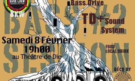 Concert Dub au TDD le 8 février !   Psychobydub Winter Bass Session #2