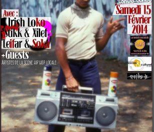 L'Espace-Jeunes de l'ESCD et RDWA organisent une soirée Hip-Hop à Die.