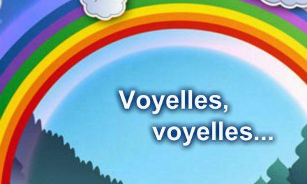 Chant des Voyelles